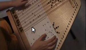 Veeh Harfe unscharf