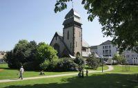 Heilig-Geist-Kapelle auf dem Gelände der Universitätklinik Düsseldorf